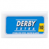Derby Extra Double Edge Razor Blades 10-p