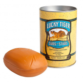 Lucky Tiger Suds for Studs Gentleman's Bar Soap