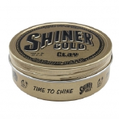 Shiner Gold Clay Pomade