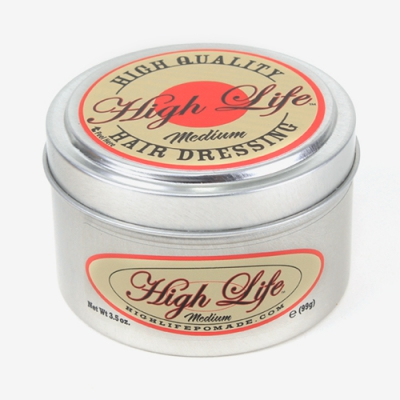 High Life Pomade medium hold i gruppen  hos Sivletto - Skylark AB (w345)